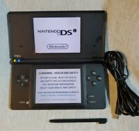 Nintendo DS DSi Handheld Console. Cleaned tested, charger & Stylus, NO Game