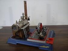 Wilesco D16 Liegende Dampfmaschine komplett