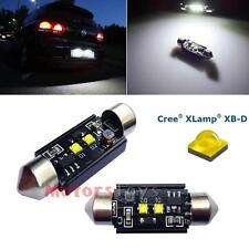 High Power White Error Free 36mm 6411 C5W CREE LED Bulb For License Plate Lights