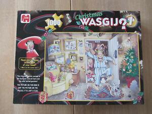 Jumbo Puzzle Wasgij? - Christmas Wasgij No. 1 - 1000 Teile