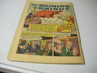 Adventure Comics Vol I #1271948 Brief Origin Of Shining Knight Retold Incomplete