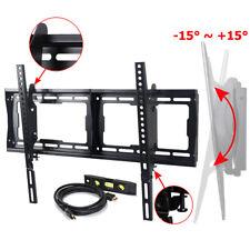 """Tilt TV Wall Mount Bracket LED LCD Plasma 37"""" 39 40 42 47 50 52 55 60 65 70"""" csw"""