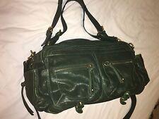 Sorial Satchel handbag, Green (pre-owned)