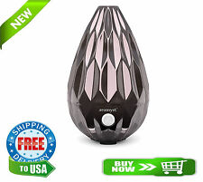 Glass Ultrasonic Aromatherapy Essential Oil Diffuser, High Capacity | FAST SHIP!