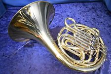 Holton Model H-378 Double French Horn w/Case, Mpc