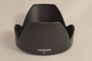Tamron C8FH Plástico Parasol Fabricado en Japón Para 28-200mm f3.8-5.6 Af Zoom