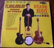 DUANE EDDY LP A MILLION DOLLARS WORTH OF TWANG VOL 2 / JAMIE USA 1962