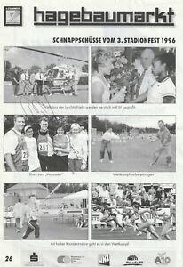 Balazs Kiss Hun LA Hammerwerfen OS 1996/1 Org. Sig.