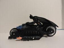 Batman Begins Motorcycle with 2 working Missiles 2005