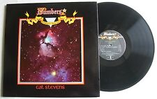 CAT STEVENS (LP 33T) NUMBERS with BOOKLET ISLAND 9299873 USA 1975