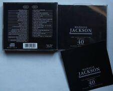 Mahalia Jackson the Gold Collection 1997 2cd