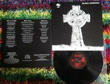 BLACK SABBATH Headless Cross I.R.S. ORIGINAL 1989 UK 1ST Pressing + Inner