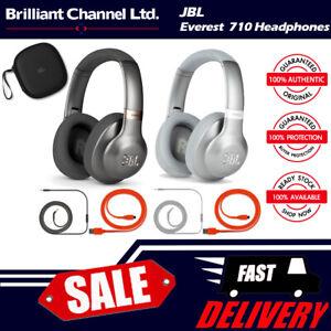 JBL EVEREST 710 BLUETOOTH WIRELESS HEADPHONE - V710BT (SILVER)