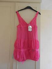 Vestido De Verano diseñador Pin Kiss Tamaño M/L: BNWT RRP £ 19.95