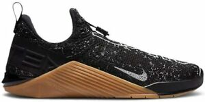 NEW Nike React Metcon Training Sport Black White Gum BQ6044-011 Men's SZ 9