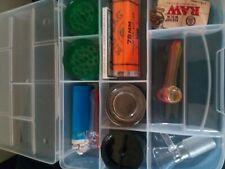 420 Pipe smoking accessories tool box emergency stash kit