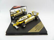 Renault RE21 René Arnoux #16 Brazilian GP 1980 Q4039 Quartzo 1/43 F1 Formule 1