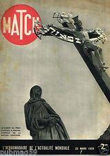 Match 23 /03/1939  Tchecoslovaquie,les secrets de Monte Carlo Monaco