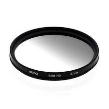 Albinar 67mm Split ND Gradual Grey Graduated Neutral Density Filter Camera Lens