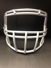 Riddell Revo Speed Football Helmet Face Mask - New- Custom Silver