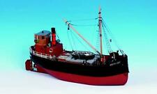 """Detailed, RC Model Ship Kit by Caldercraft: the """"North Light Clyde Puffer"""""""