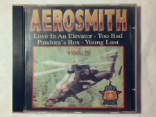 AEROSMITH Vol. 2 live Usa cd RARISSIMO VERY RARE!!!
