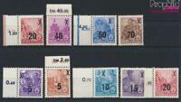 DDR 435-442 (kompl.Ausg.) mit 439b postfrisch 1954 Fünfjahresplan (II (9188001