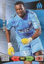 MANDANDA MARSEILLE OM TRADING CARDS ADRENALYN PANINI FOOT 2011
