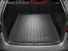 WeatherTech Cargo Liner Trunk Mat - Volkswagen Passat - 2006-2010 - Black-Wagon
