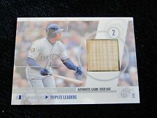 CARLOS BELTRAN Game Used BAT Card ST LOUIS Cardinals 2002Topps 2013 WORLD SERIES