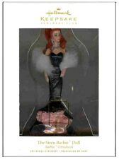 2010 Hallmark Barbie The Siren KOC Keepsake Club Exclusive Ornament