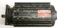 General Electric Motor 5K49Qg2886V, 2200 Rpm, 180V, 3 Phase