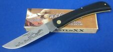 Case XX SS Smooth Black Sodbuster Folding Knife 00092
