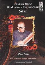 Hindustani Instrumental -Sitar by Ilhas Khan (Master Muscians of India) Audio CD