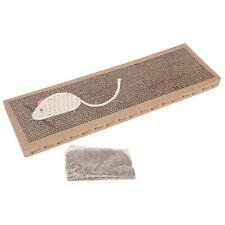 Durable Scratching Pad For Cat Pet Flat Board Bed Scratcher Post Pole Catnip