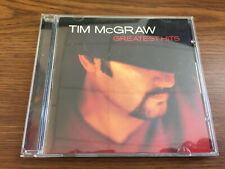 Greatest Hits by Tim McGraw (CD)