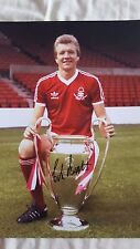 Nottingham forest signed european cup picture