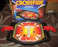 Crossfire - The Rapid Fire Shoot-out Game - 1994 Milton Bradley #4842