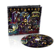 TESTAMENT - Live At The Fillmore - CD Digi-Book - Neu New