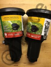 **Lot of 2** Rain Bird MAXI-PAW AG-5 Rotary Impact Sprinkler 5 Nozzles NEW FSH