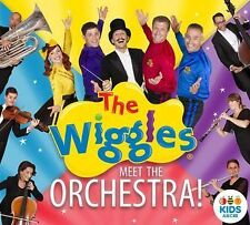 The Wiggles: Meet the Orchestra * NEW DVD * (Region 4 Australia)