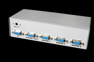 Gembird Video Splitter GVS 124
