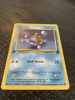 Pokemon 1st Edition Team Rocket Squirtle 68/82 Water Basic