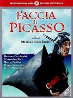 FACCIA DI PICASSO (2000) un film di Massimo Ceccherini DVD EX NOLEGGIO - C.GORI