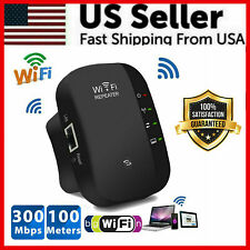 Real WiFi Range Extender Super Booster 300Mbps Superboost Boost Speed Wireless