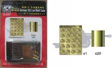 a AFV CLUB - 35097 - 10.5 cm Shell Case (per leFH18L/28 e Stu42L/28)  (1/35)