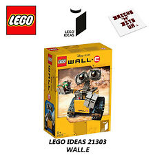 LEGO IDEAS 21303 WALL E BRAND NEW AND SEALED RETIRED SET
