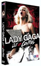 Lady Gaga Out of control DVD NEUF SOUS BLISTER