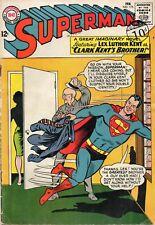 SUPERMAN  # 175 / 1965 V.GD. / CLARK KENT'S BROTHER.