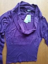 Jigsaw Wool Jumper Sz1 RRP$179